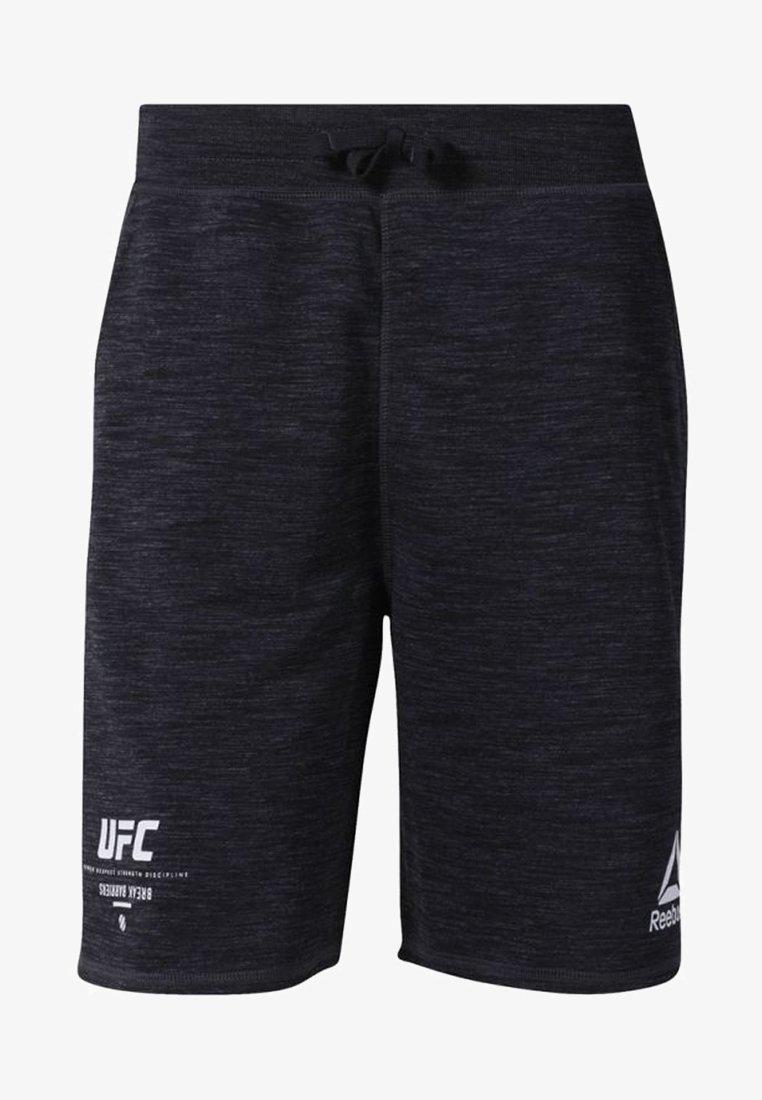 Reebok - UFC FAN GEAR - Korte broeken - black