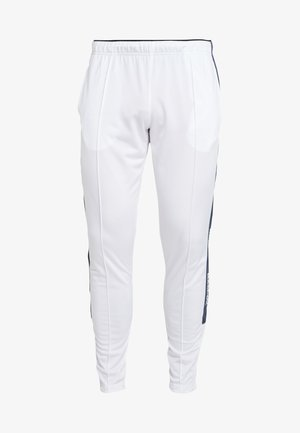 TRAINING ESSENTIALS TRACK PANTS - Tracksuit bottoms - white