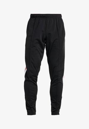 TRAINING ESSENTIALS TRACK PANTS - Pantalones deportivos - black