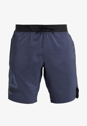 OST EPIC GRAPHIC - Pantalón corto de deporte - dark blue