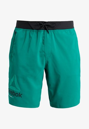 OST EPIC GRAPHIC - Sports shorts - green
