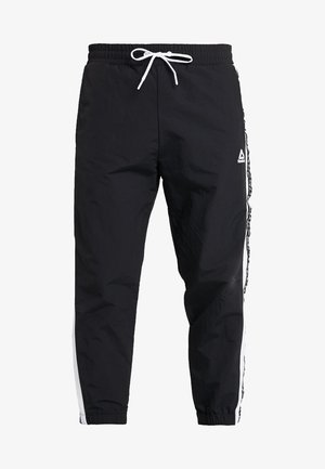 MEET YOU THERE TRAINING 7/8 JOGGER PANTS - Pantalones deportivos - black