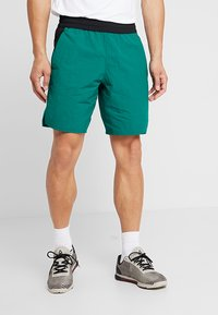 Reebok - ONE SERIES TRAINING SHORTS - Pantaloncini sportivi - green - 0