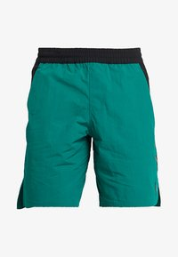 Reebok - ONE SERIES TRAINING SHORTS - Pantaloncini sportivi - green - 4
