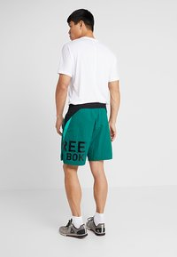 Reebok - ONE SERIES TRAINING SHORTS - Pantaloncini sportivi - green - 2