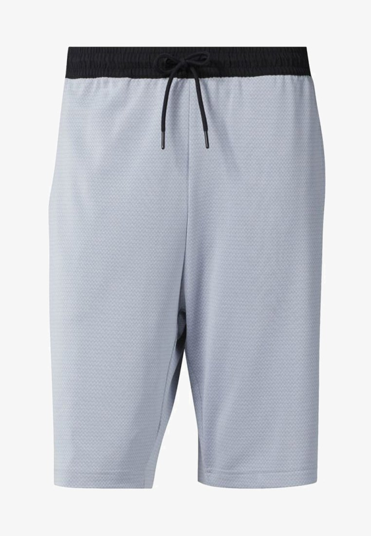 Reebok - WOR KNIT PERFORMANCE SHORTS - Shorts - grey