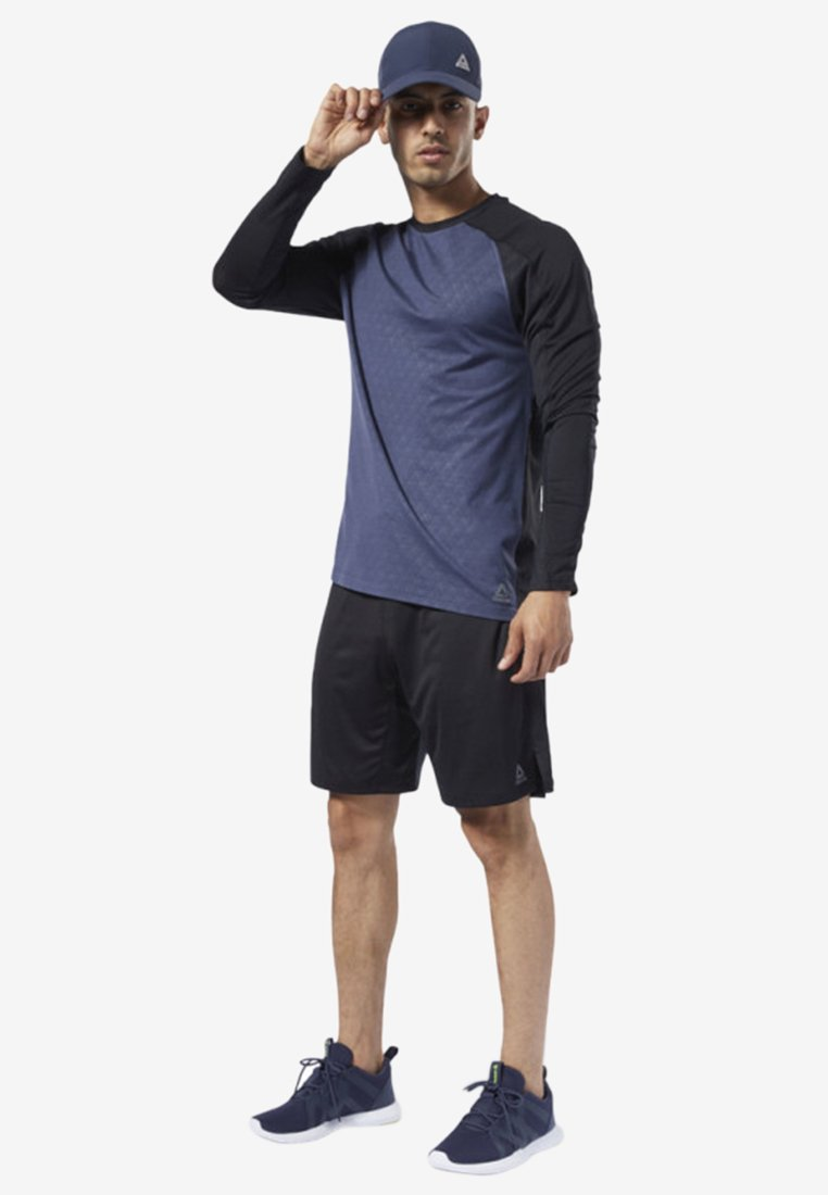 Reebok - ONE SERIES TRAINING SMARTVENT SHORTS - kurze Sporthose - black