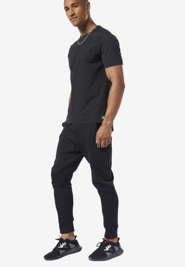 Training Black Supply Knit PantsPantalon Jogger Reebok Classique 1JcTlKF