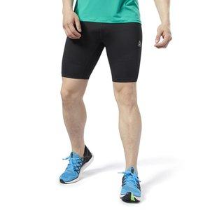BOSTON TRACK CLUB SHORT TIGHTS - Sports shorts - black