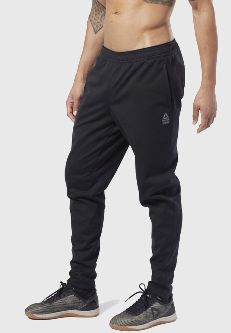 Reebok - REEBOK CROSSFITJOGGERS - Jogginghose - black