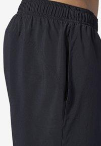 Reebok - REEBOK GAMES AUSTIN II SHORTS - Sports shorts - black - 2
