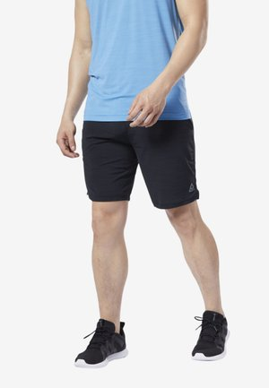 WORKOUT READY ACTIVCHILL  - Sports shorts - black