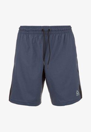 WOVEN TRAININGSSHORT HERREN - Sports shorts - heritage navy