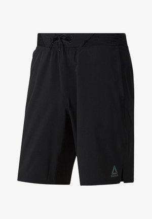 ONE SERIES TRAINING EPIC SHORTS - Sports shorts - black