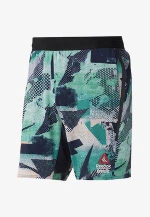 GAMES SPEED SHORTS - Sports shorts - green