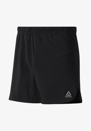 RUNNING ESSENTIALS - Short de sport - black