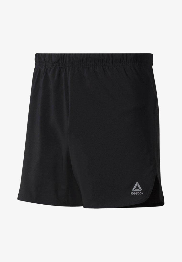 Reebok - RUNNING ESSENTIALS - Sports shorts - black