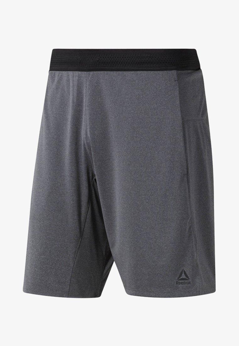 Reebok - ONE SERIES TRAINING KNIT SHORTS - Sports shorts - grey