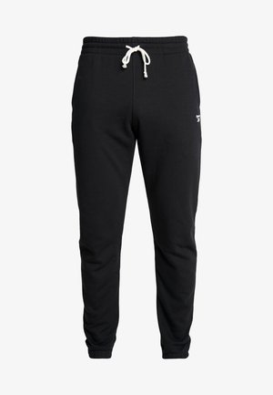 CUFFED PANT - Trainingsbroek - black