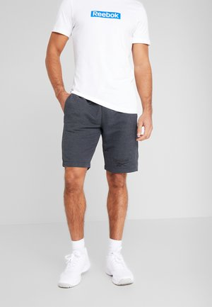 SHORT - Korte broeken - black