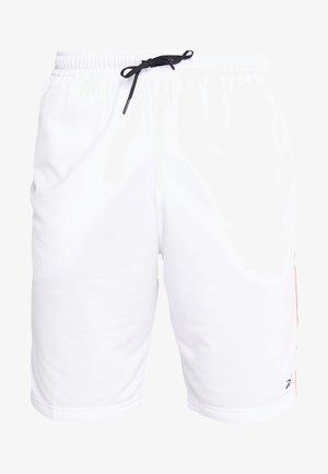 TRICOT SHORT - Short de sport - white