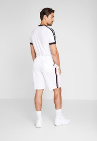 Reebok - TRICOT SHORT - Short de sport - white - 2