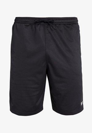 TRICOT SHORT - kurze Sporthose - black