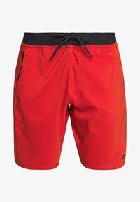 Reebok - EPIC SHORT - Pantalón corto de deporte - red - 4