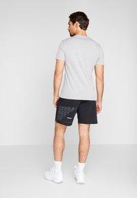 Reebok - EPIC SHORT - Sports shorts - black - 2