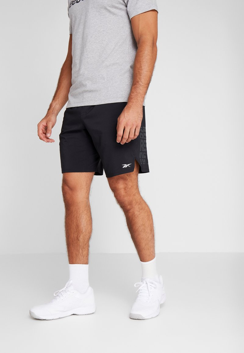 Reebok - EPIC SHORT - Sports shorts - black