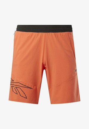 UNITED BY FITNESS EPIC SHORTS - Korte broeken - vivid orange