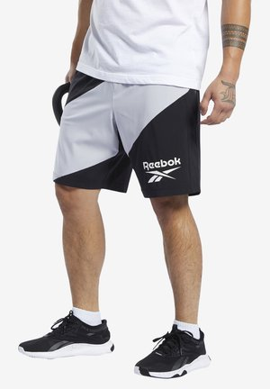 WORKOUT READY GRAPHIC SHORTS - Sports shorts - black