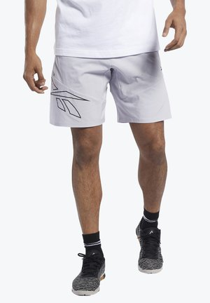 UNITED BY FITNESS EPIC SHORTS - Sports shorts - sterling grey