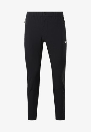 TRAINING SUPPLY PANTS - Spodnie treningowe - black