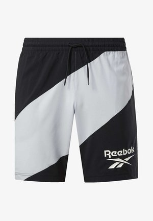 WORKOUT READY GRAPHIC  - Sports shorts - black