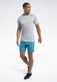 Reebok - EPIC SHORTS - Shorts - seaport teal - 1