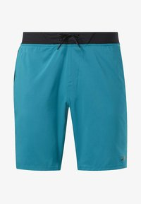 Reebok - EPIC SHORTS - Shorts - seaport teal - 6