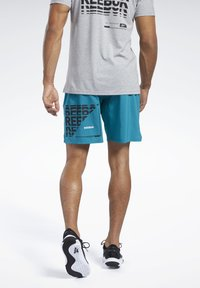 Reebok - EPIC SHORTS - Shorts - seaport teal - 2
