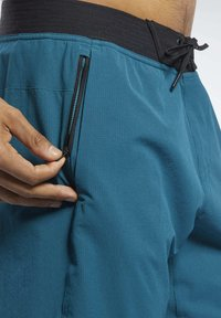 Reebok - EPIC SHORTS - Sports shorts - heritage teal - 4