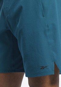 Reebok - EPIC SHORTS - Sports shorts - heritage teal - 3