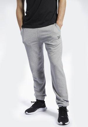 TRAINING ESSENTIALS PANTS - Pantalon de survêtement - grey