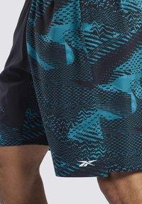 Reebok - SPEEDWICK SPEED SHORTS - Sports shorts - seaport teal - 3