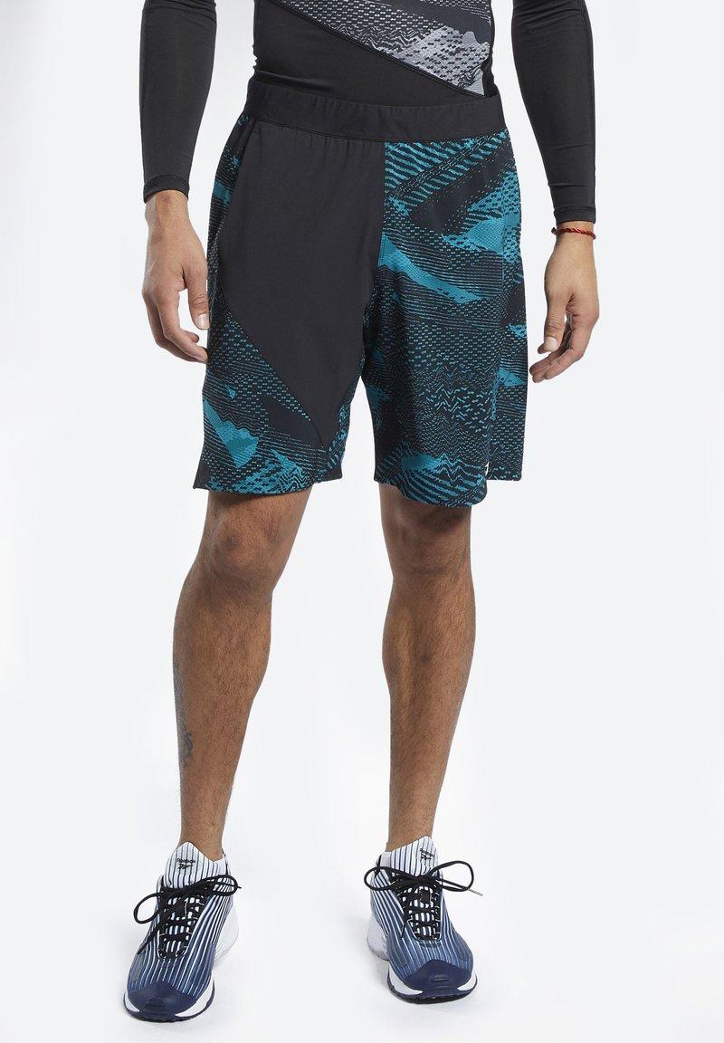 Reebok - SPEEDWICK SPEED SHORTS - Sports shorts - seaport teal