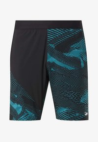 Reebok - SPEEDWICK SPEED SHORTS - Sports shorts - seaport teal - 6