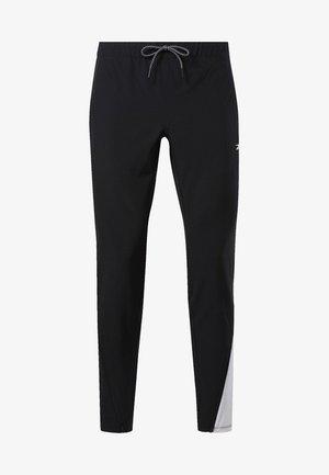 ARCHIVE EVOLUTION PANTS - Spodnie treningowe - black