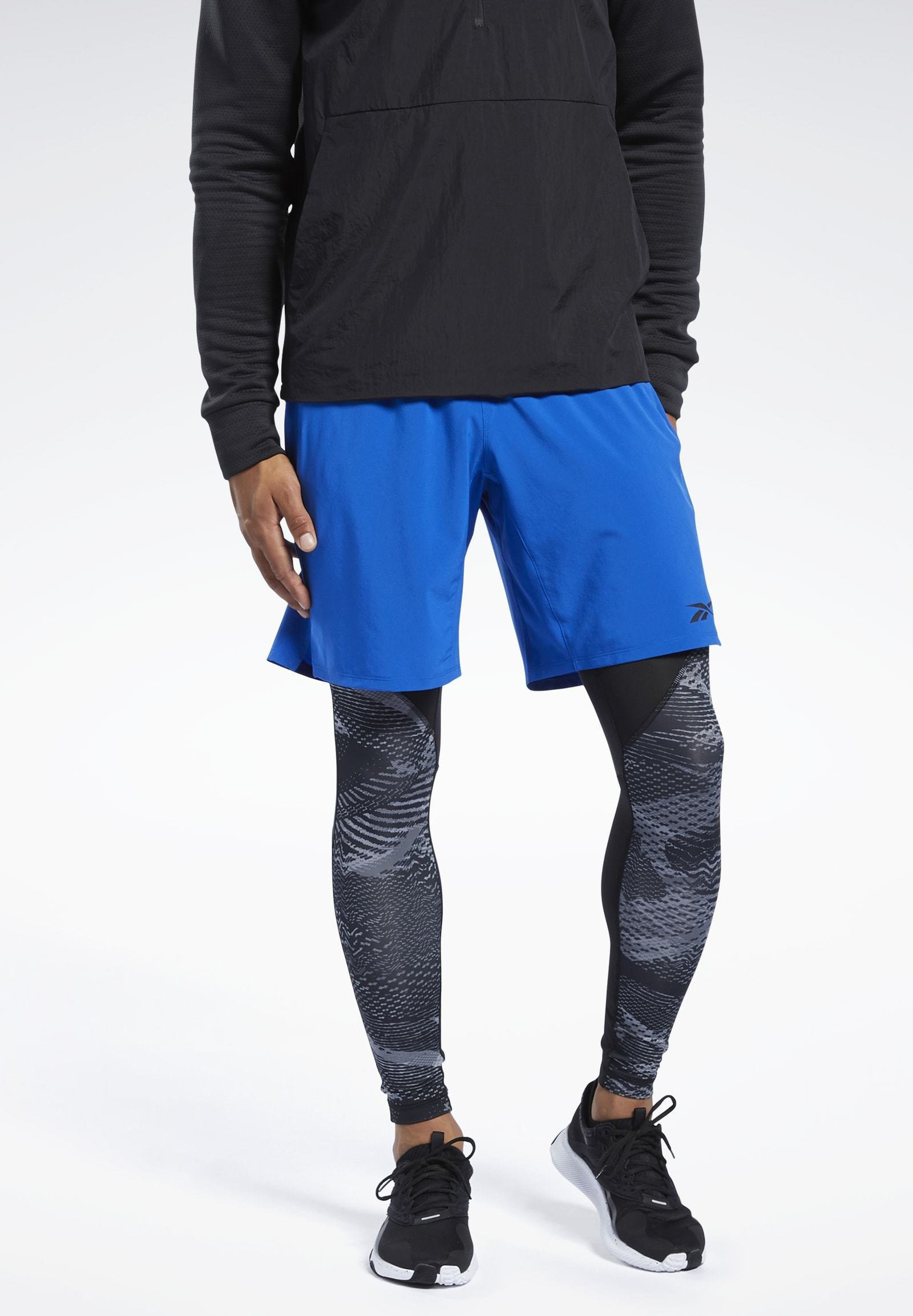 Reebok SPEEDWICK SPEED SHORTS - Träningsshorts - humble blue