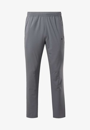 WORKOUT READY TRACKSTER PANTS - Joggebukse - grey