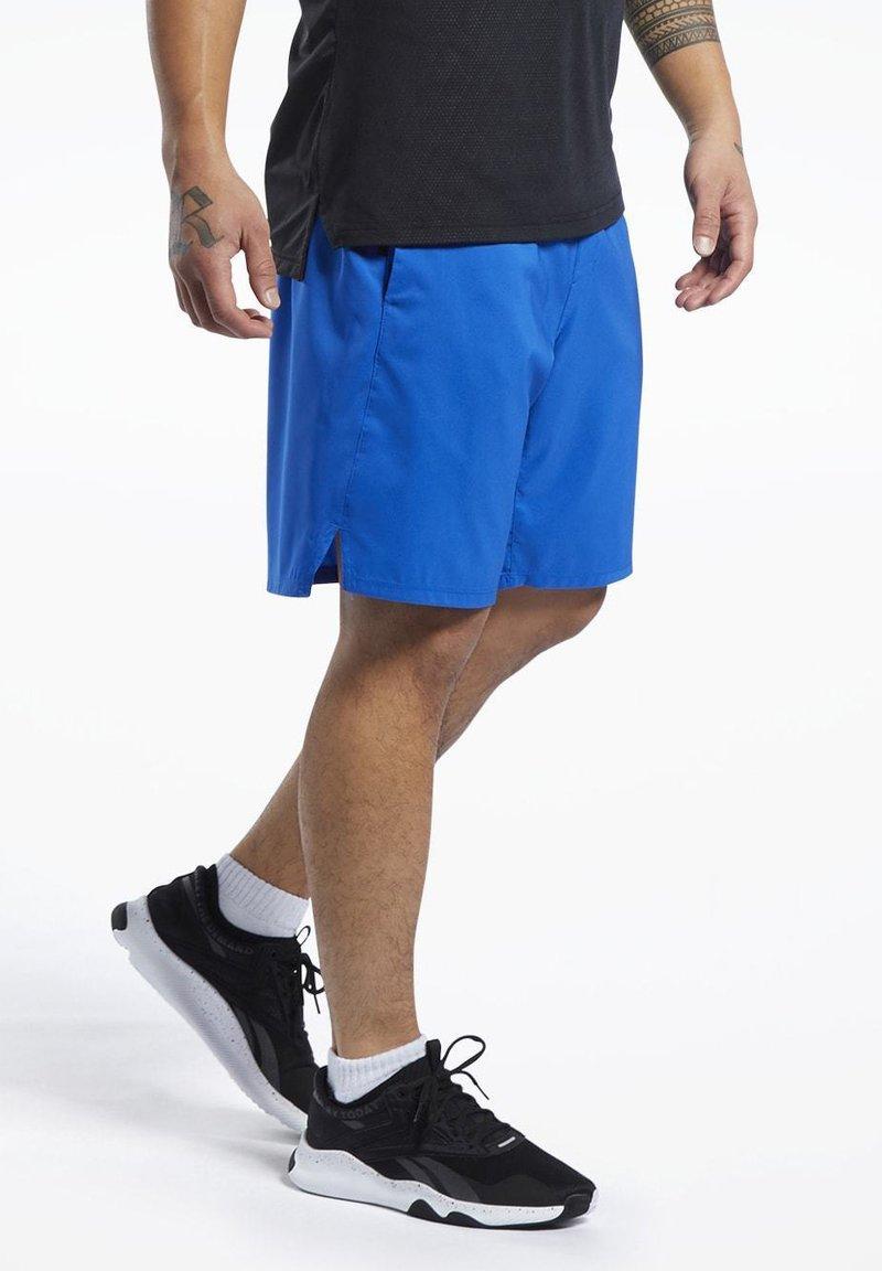 Reebok - EPIC SHORTS - Short de sport - humble blue