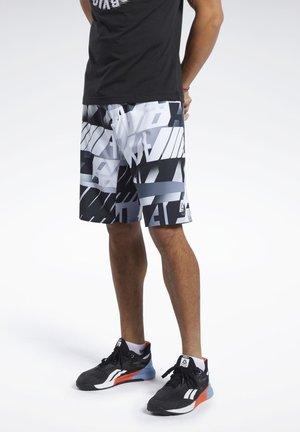 EPIC CORDLOCK SHORTS - Pantaloncini sportivi - sterling grey