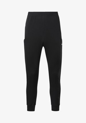 TRAINING SUPPLY JOGGERS - Spodnie treningowe - black
